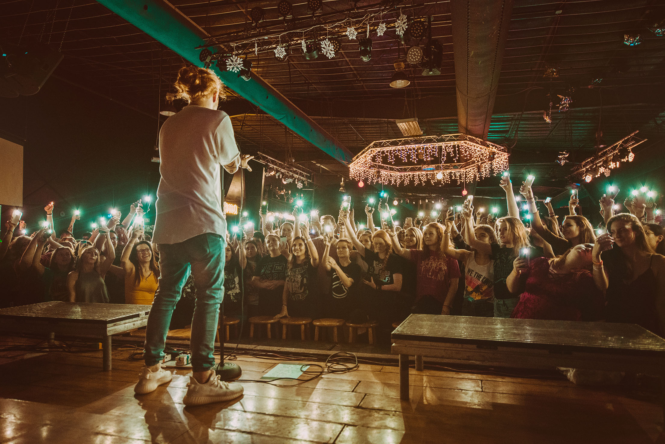 we the kings hometown show travis clark band concert rock photo photography image